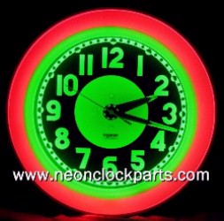 NeonClockParts replacement and custom made parts for #1: clevelandclock